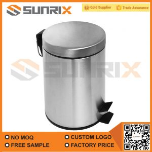 Function-Stainless-Steel-Foot-Pedal-Dustbin